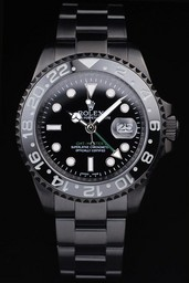 Falso Quintessential Rolex GMT Master II AAA Relógios [ I5H8 ]